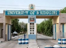 Unimaid departmental cut off mark
