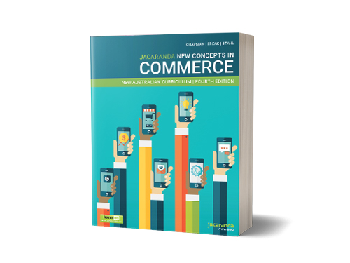jamb recommended textbooks for Commerce