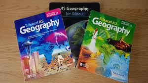 jamb recommended textbooks for Geography