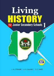 jamb recommended textbooks for History
