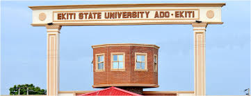 list of courses offered in eksu