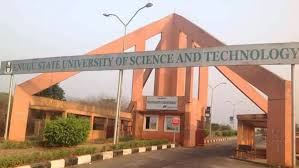 list of courses offered in esut