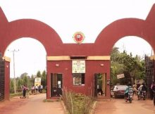 Senate Upgrades Auchi poly to university